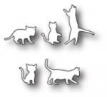 MEMORY BOX - POPPYSTAMPS 982 - BABY KITTENS