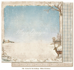 MAJA DESIGN - HOME FOR THE HOLIDAYS 796 - WHITE CHRISMAS