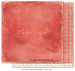 MAJA DESIGN - SUMMERTIME 847 - LIGHT SCARLET