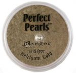 RANGER - PERFECT PEARLS POWDER PPP21865 - HEIRLOOM GOLD