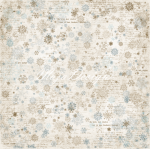 MAJA DESIGN - VINTAGE FROST BASIC 659 - 10TH OF DESEMBER