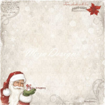 MAJA DESIGN - A GIFT FOR YOU 695 - FROM SANTA WITH LOVE