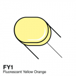 COPIC - SKETCH MARKER FLUORESCENT FY1 - YELLOW ORANGE
