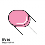 COPIC - SKETCH MARKERS - RV14 - BEGONIA PINK