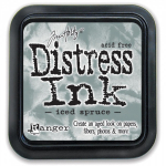 DISTRESS DYE INKS PAD - ICED SPRUCE
