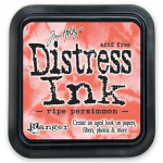 DISTRESS DYE INKS PAD - Ripe Persimmon