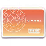 HERO ARTS - OMBRE INK PAD AF309 - BUTTER TO ORANGE