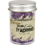 STAMPENDOUS - FRAN-TAGE - COLOR FRAGMENTS - PURPLE