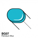 COPIC - SKETCH MARKER - BG07 - PETROLEUM BLUE