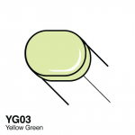 COPIC - SKETCH MARKER - YG03 - YELLOW GREEN