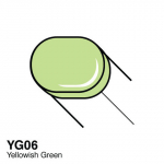 COPIC - SKETCH MARKER - YG06 - YELLOWISH GREEN