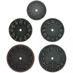 TIM HOLTZ - IDEA-OLOGY - TH92831 - TIMEPIECES CLOCK FACES