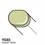 COPIC - SKETCH MARKER - YG93 - GRAYISH YELLOW