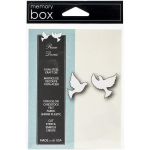 MEMORY BOX - DIES 99012 - PEACE DOVES
