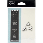 MEMORY BOX - DIES 99015 - SMALL FLOCK OF DOVES