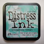 DISTRESS DYE INKS PAD - Evergreen Bough