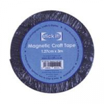 MAGNETIC CRAFT TAPE 1.27cm x 3m