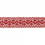 MAY ARTS - CROCHETED - HEKLET BLONDE - RED