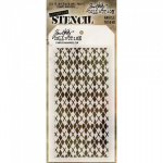 TIM HOLTZ - LAYERED STENCIL THS048 - ARGYLE