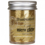 STAMPENDOUS - FRAN-TAGE - MICRO GLITTER MG02 - GOLD