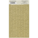 AUTHENTIQUE - PAPER FAITH CARDSTOCK 015 - STICKERS