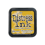 DISTRESS DYE INKS PAD - FOSSILIZED AMBER - APRIL 2015
