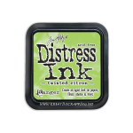 DISTRESS DYE INKS PAD - TWISTED CITRON - MAY 2015