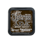 DISTRESS DYE INKS PAD - GROUND ESPRESSO - AUGUST 2015