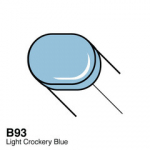 COPIC - SKETCH MARKER - B93 - LIGHT CROCKERY BLUE