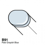 COPIC - SKETCH MARKER - B91 - PALE GRAYISH BLUE