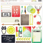 GLITZ DESIGN - FINNLEY - STICKERS TA1233 - TITLES & ACCENTS