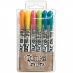 DISTRESS CRAYONS 47902 - SET #1