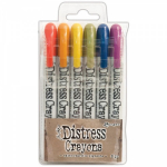 DISTRESS CRAYONS 47919 - SET #2