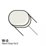 COPIC - SKETCH MARKER W0 - WARM GRAY NO.0