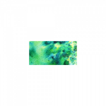 COLOURCRAFT BRUSHO CRYSTAL WATERCOLORS - LEAF GREEN