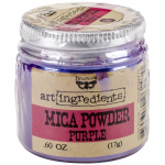 ART INGREDIENTS - FINNABAIR - MICA POWDER 962470 - PURPLE