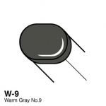 COPIC - SKETCH MARKER - W9 - WARM GRAY NO.9