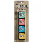 TIM HOLTZ - DISTRESS DYE INKS SET TDPK46738 - KIT 13