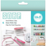 WE R MEMORY KEEPERS - SNAP STORAGE CLIPS - RIBBON SMALL