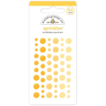 DOODLEBUG - DOTS GLOSSY SPRINKLES 4008 - BUMBLEBEE