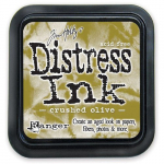 DISTRESS DYE INKS PAD - Crushed Olive