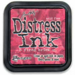 DISTRESS DYE INKS PAD - Fired Brick