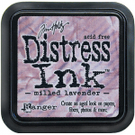 DISTRESS DYE INKS PAD - Milled Lavender