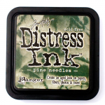 DISTRESS DYE INKS PAD - Pine Needles