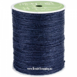 MAY ARTS - BURLAP STRING JUTE SM03 - 1 MM - NAVY pr.m