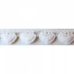 BLONDE - MAYAROAD 2797 - ALTERABLE CROCHET TRIM - HEARTS