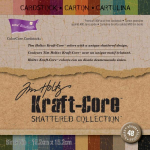 COREDINATIONS GX194025 - KRAFT CORE - SHATTERED 6X6 - 48 ark