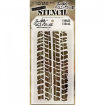 TIM HOLTZ - LAYERED STENCIL THS045 - TREADS