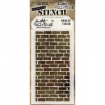 TIM HOLTZ - LAYERED STENCIL THS038 - BRICKED