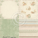 PION DESIGN - Silent Night PD2903 6x6 - Lilies